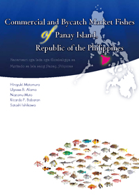 Commercial and bycatch market fishes of Panay Island, Republic of the Philippines