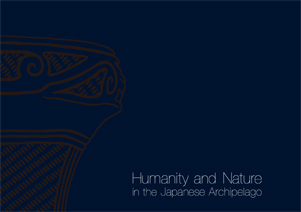 Humanity and Nature in the Japanese Archipelago