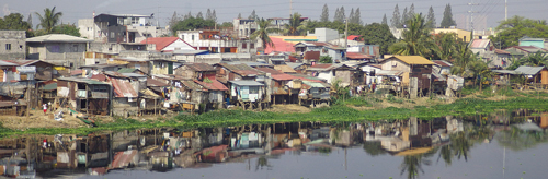 Photo 2 surrounding slums